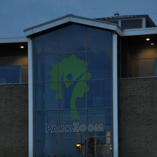 Logo in ruitfolie