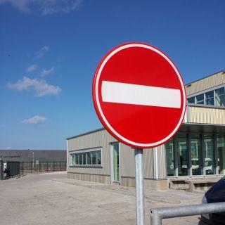 Verkeersbord RVV