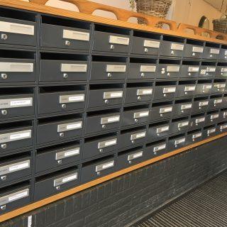 naamplaathouders postkasten