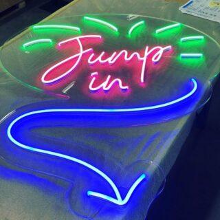 Neon Sign vormen